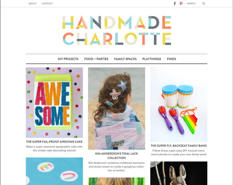 Handmade Charlotte